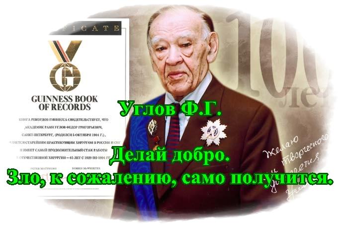 Углов Фёдор Григорьевич