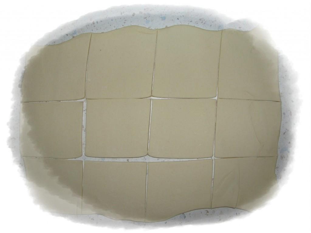порезать на квадратики