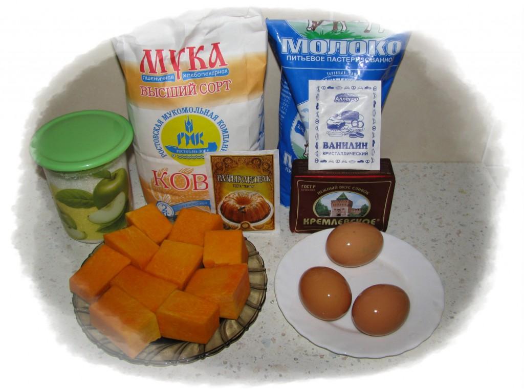 Ингредиенты для бутербродов
