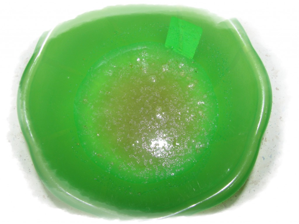 желатин замочить в 0,5 стакана воды