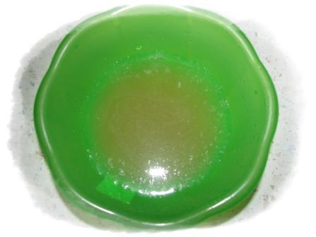 желатин залить половиной стакана воды