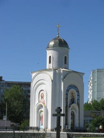 Церковь в Бендерах