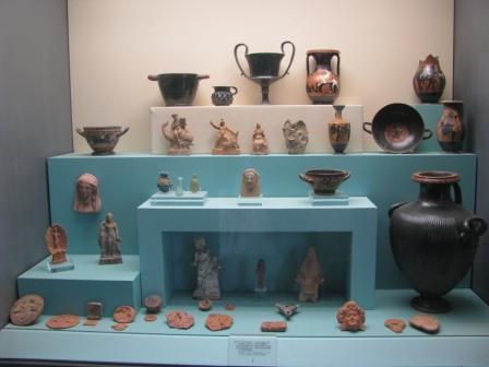 фото из музея в Одессе