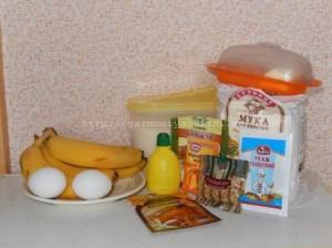 ингр для банан кекса1
