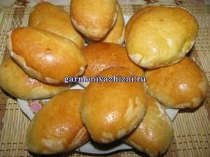 Рецепт пирога из готового теста с капустой