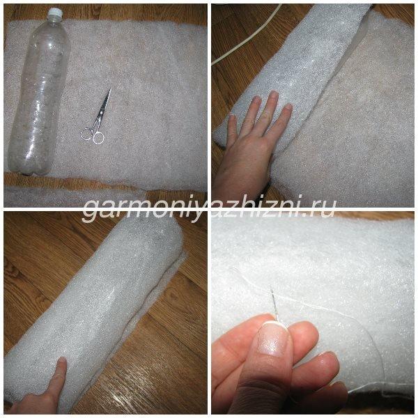 Как сделать хуй из пластиковой бутылки