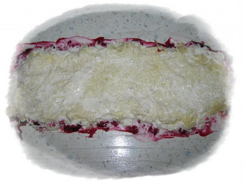 3-й слой картофель
