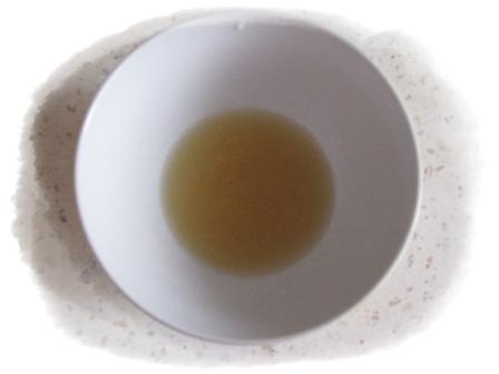 желатин замочить в холодной воде
