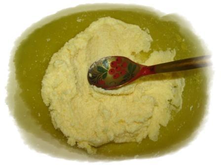 добавить сливочное масло