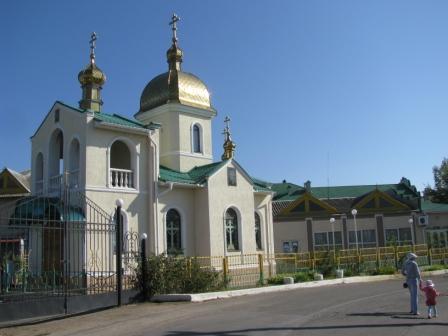 Церковь Затоке