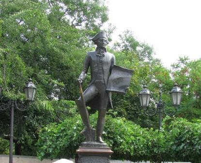 Памятник Иосифу Дерибасову