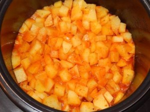 гуляш из говядины с картофелем