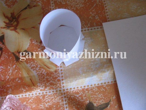 бумажный цилиндр