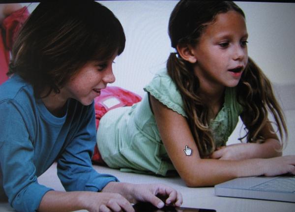 влияние социальных сейте на детей