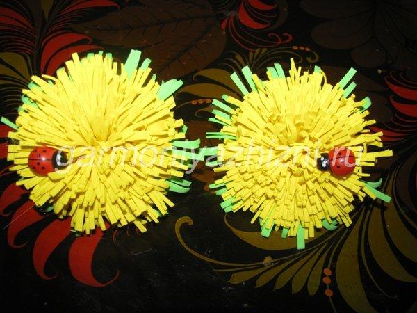 резиночки из фоамирана