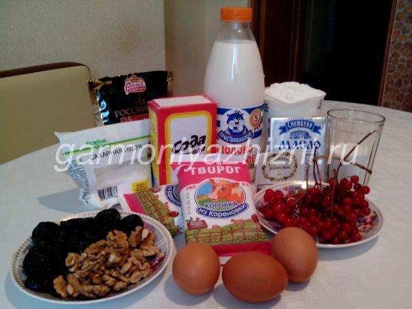 ингредиены для блинов на молоке с добавлением соды