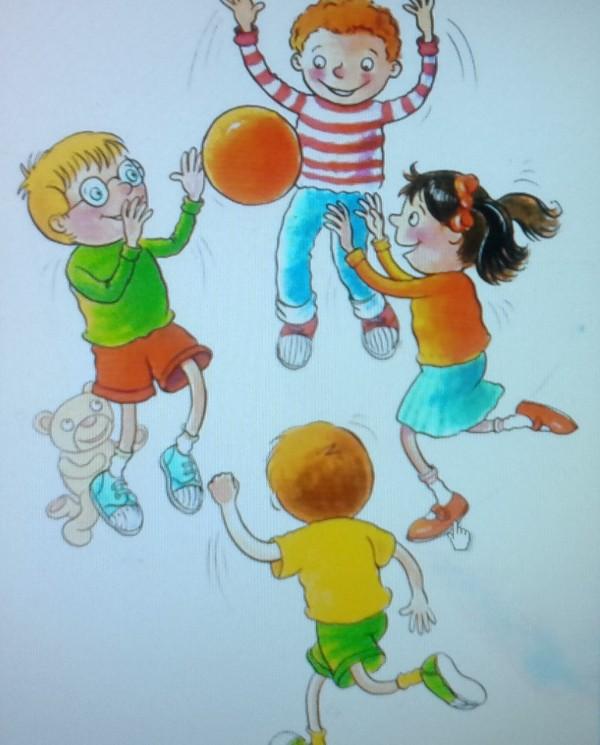 польза подвижных ирг для детей