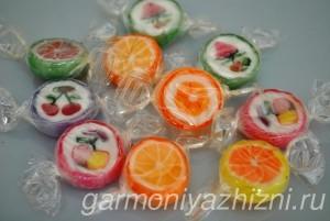 леденцы что содержат конфеты