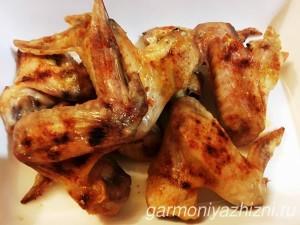 как приготовить куриные крылья