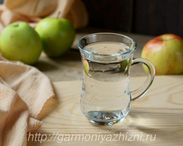 приготовление дистиллированной воды дома