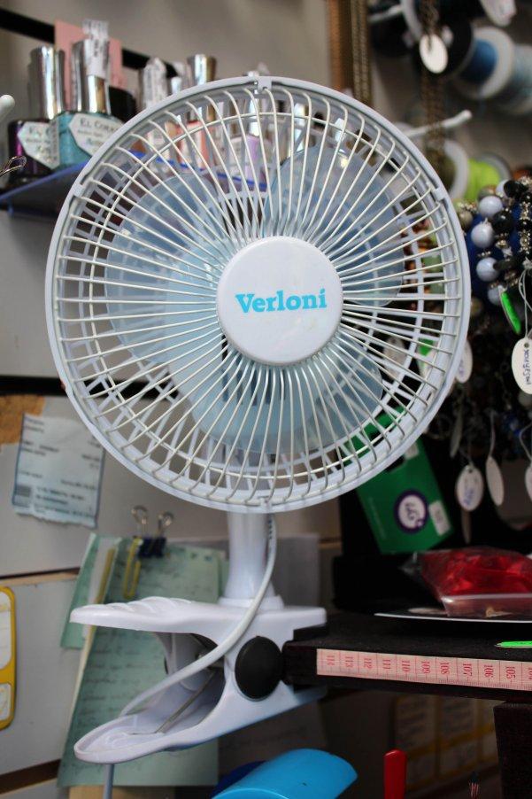 вентилятор от жары