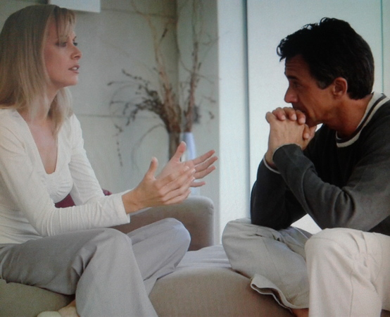не ведите споры с мужем